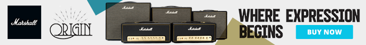 Marshall Origin Amp Combos & Amp Heads