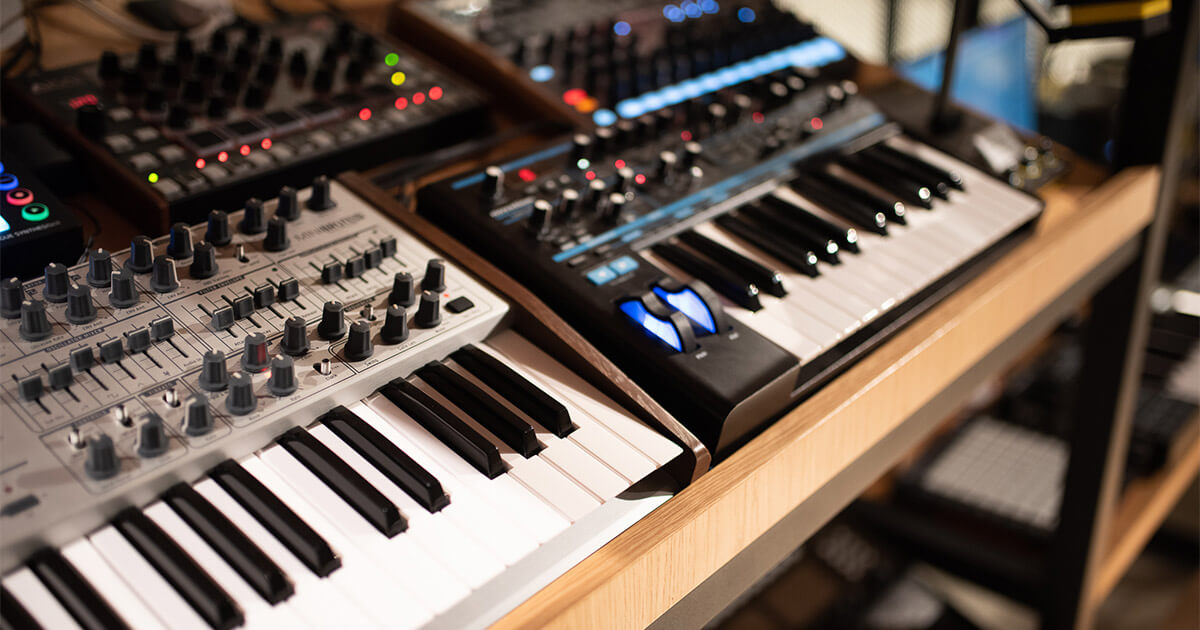 Greatest Hits 2018: Keyboards and DJ Gear - Swee Lee Blog