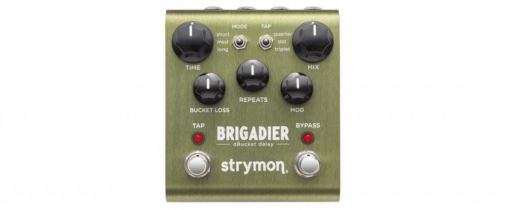 Strymon Brigadier dBucket Guitar Effects Pedal