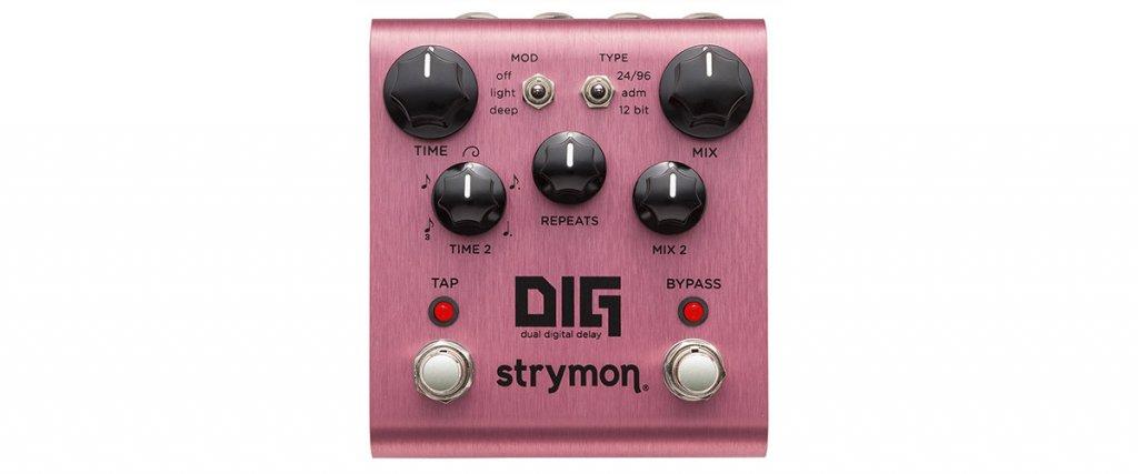 Strymon DIG Dual Delay Pedal