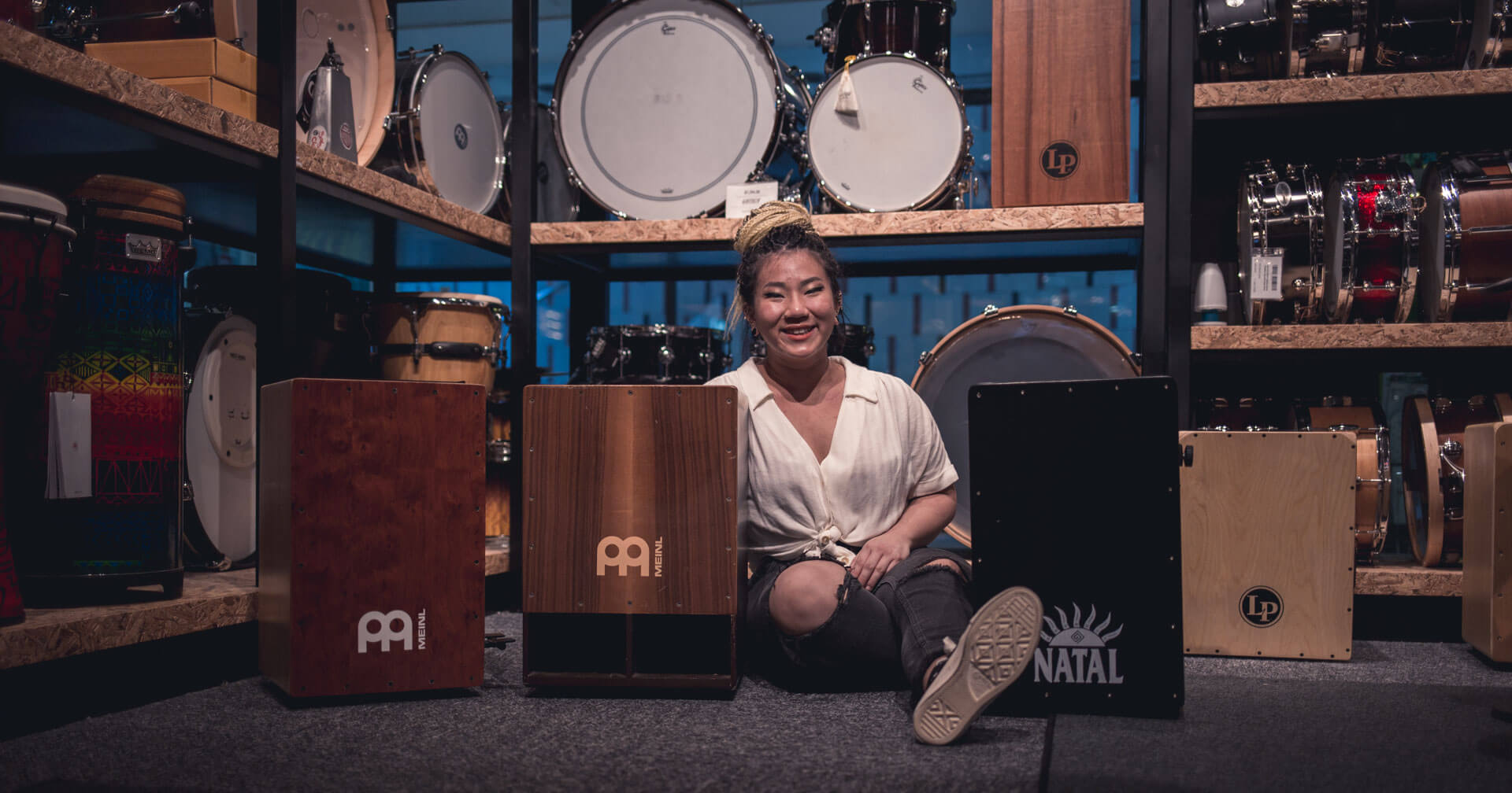 Top 12: Desiree Tay's Must-Have Percussion Gear - Swee Lee Blog