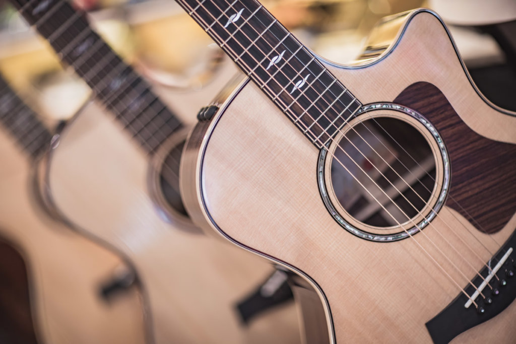 Taylor Road Show 2019: The Guitars - Swee Lee Blog