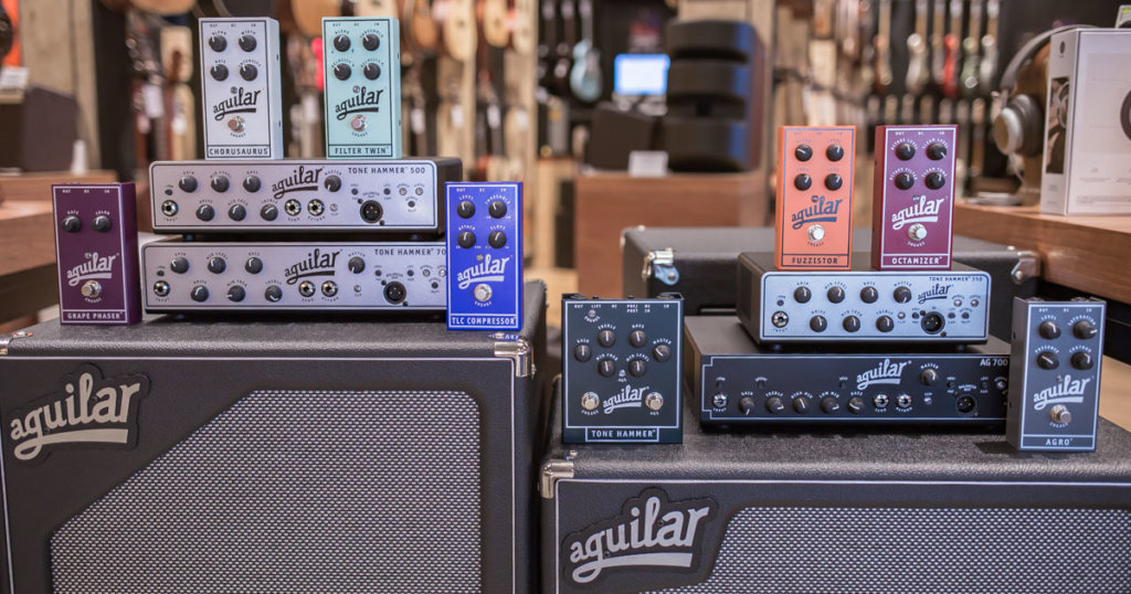 Introducing Aguilar Amplification