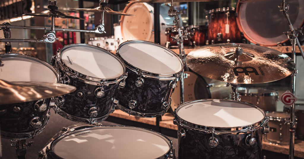 Drum Tips- Buying Your First Drum Kit