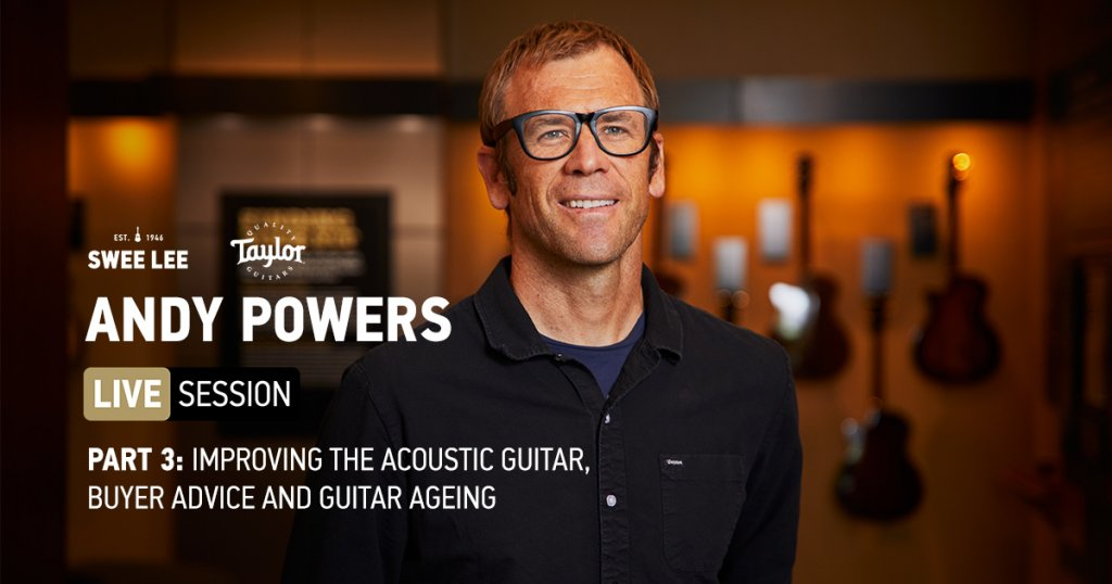 Andy Powers live session