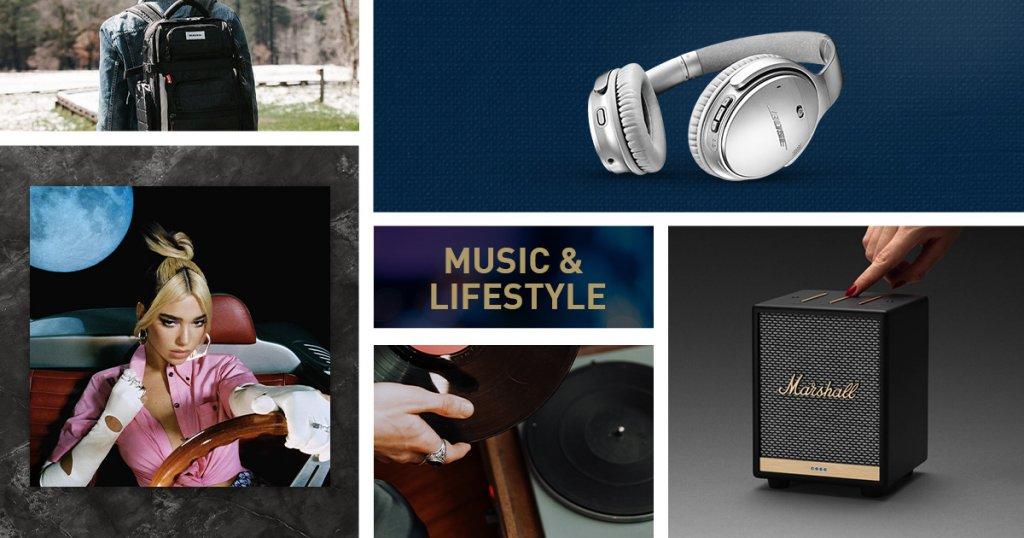 Holiday season buyers guide - music & lifestyle