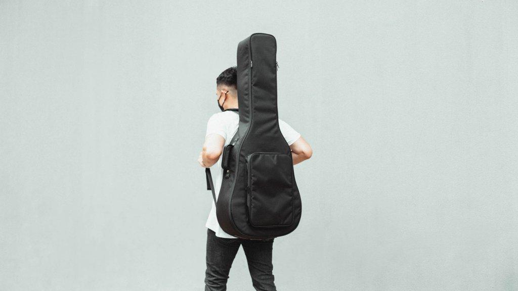 koda essential Dreadnought Acoustic Guitar Bag ONE