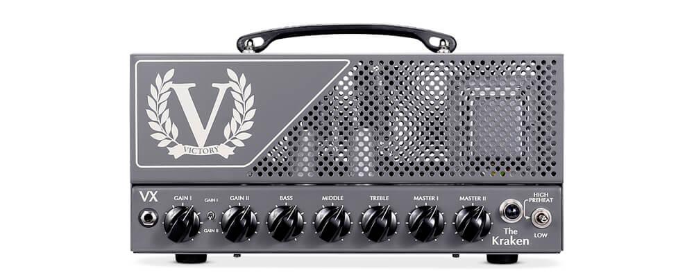 Victory Amps VX The Kraken Compact Guitar Amplifier Head