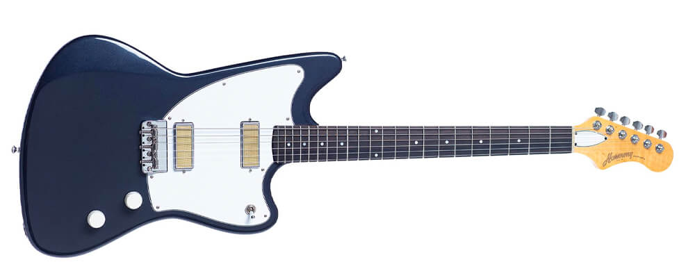 Harmony Guitars Silhouette