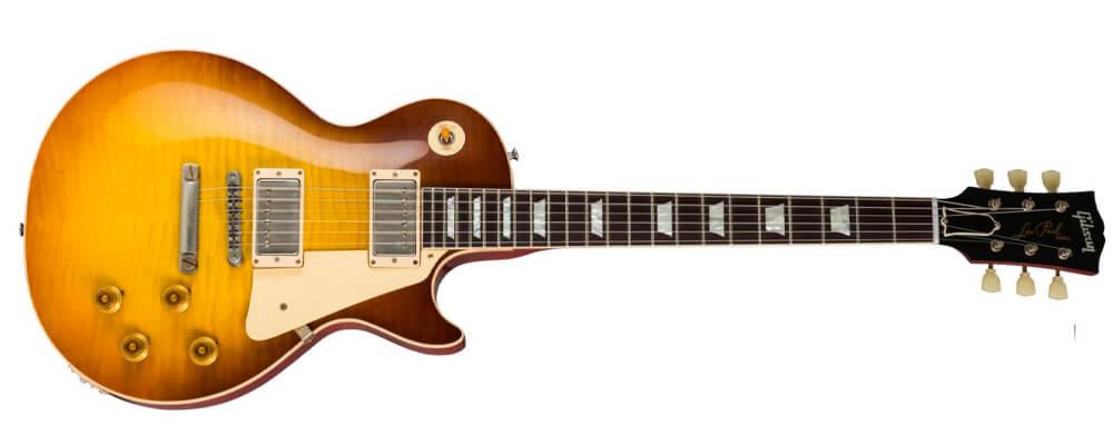 Gibson Custom Historic 1959 Les Paul Electric Guitar