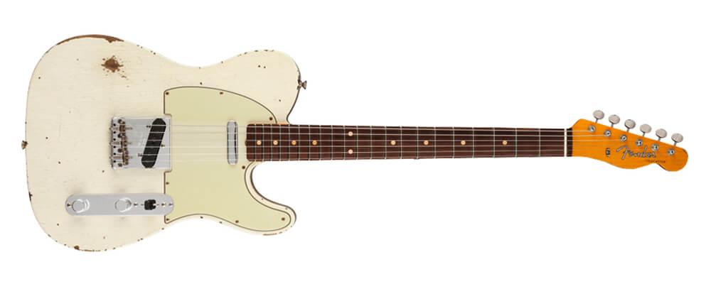 Fender Custom Shop Time Machine 1961 Telecaster Electric Guitar