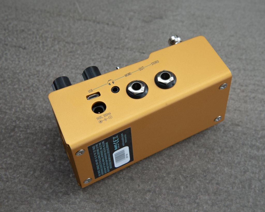 Walrus Audio Mako Series ACS1 Ports
