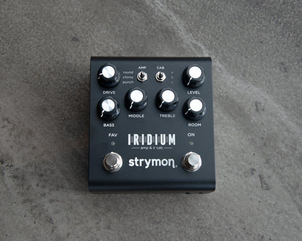Strymon Iridium Closeup