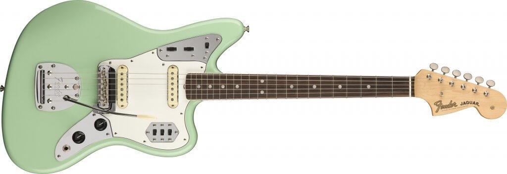 Fender American Original 60s Jaguar Electric Guitar