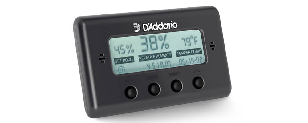 D'Addario's PW-HTS Humidity & Temperature Sensor