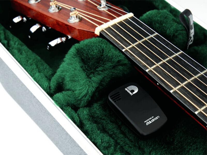 D'Addario Planet Waves Humiditrak for guitar