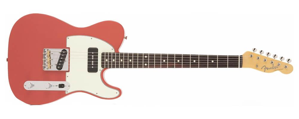 Fender Japan FSR Hybrid 60s Telecaster P90 Electric Guitar