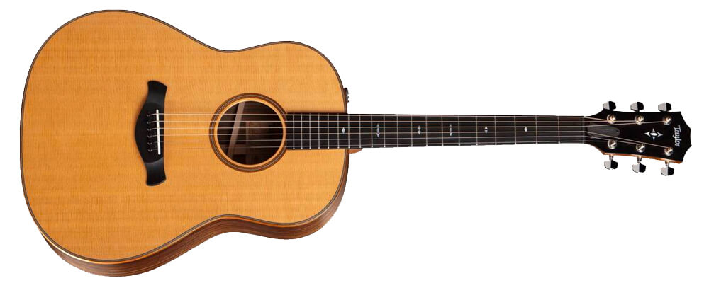 Taylor Builder's Edition 717e V-Class Grand Pacific  - Full solid wood guitar