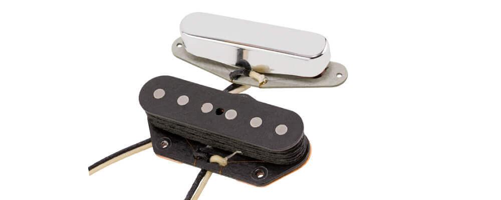 Fender Shaw Hot 50s Telecaster Passive Single Coil Pickup Set