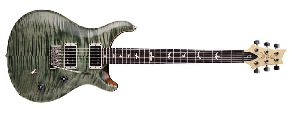 PRS CE 24 Electric Guitar - Trampas Green