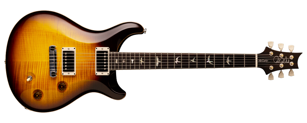 PRS McCarty 594 Electric Guitar w/Case, McCarty Sunburst