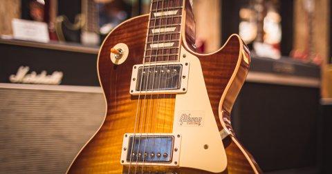 A Les Paul Guitar