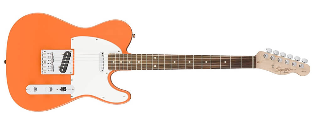 Squier Affinity Telecaster Beginner  Electric Guitar