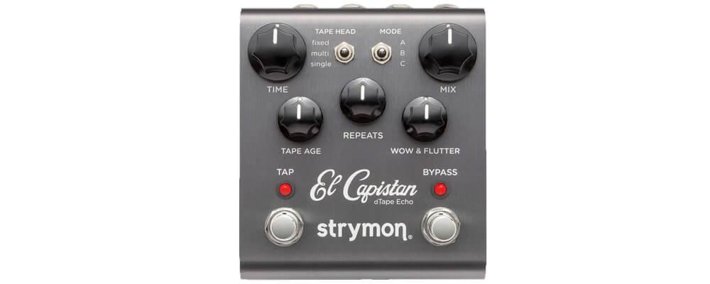 Strymon El Capistan dTape pedal