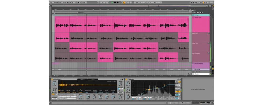 Ableton Live 10 Suite Edition (Boxed) DAW for recording studios