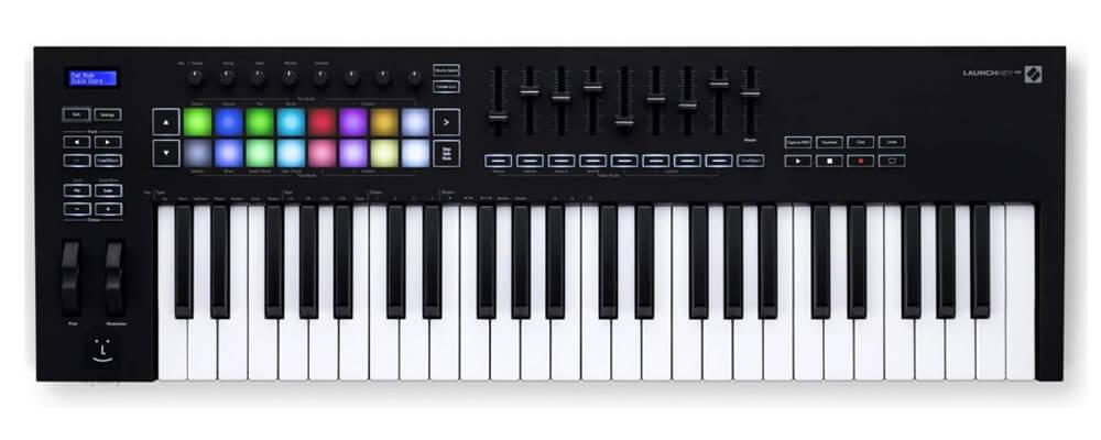 Novation Launchkey 61 MK3 Keyboard Controller