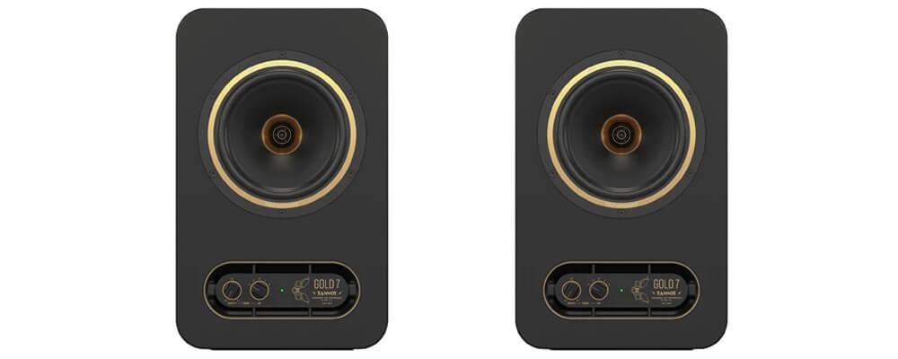 Tannoy Gold 7 Studio Monitor Speaker, Each, EU Plug