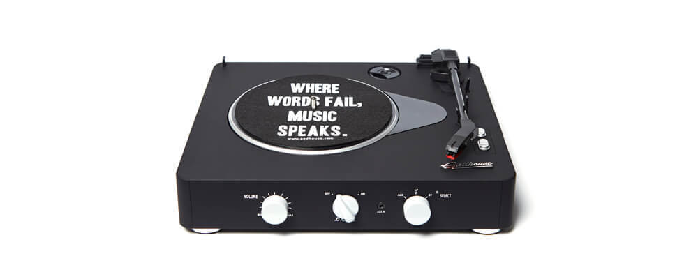 Gadhouse Brad Record player with BT 5.0
