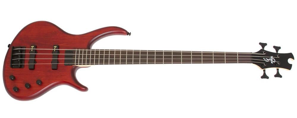 Squier Contemporary Jazz Bass Guitar, Laurel FB, Ocean Blue