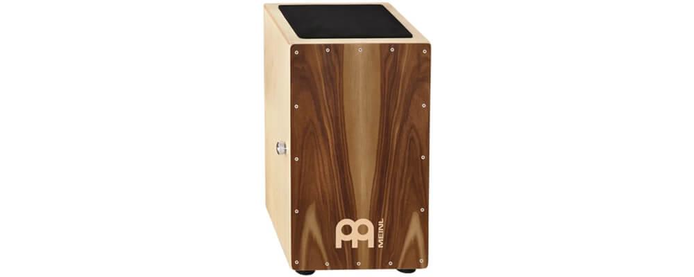 MEINL Percussion CAJ1WN-M Modern Snare Cajon