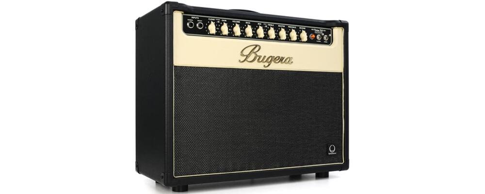 """Bugera V55 Infinium 1x12"""" 55-watt Tube Combo Amp"""