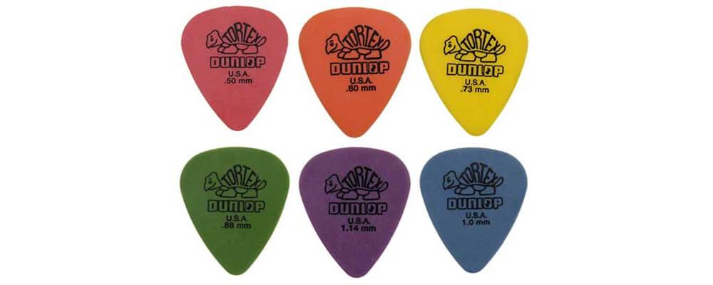 Dunlop Picks Guitar Accessory