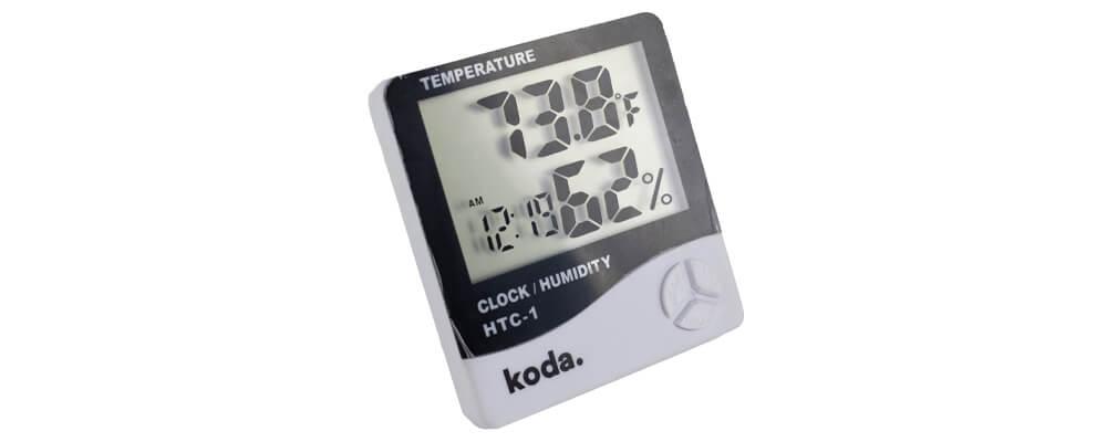 koda plus Hygrometer ONE