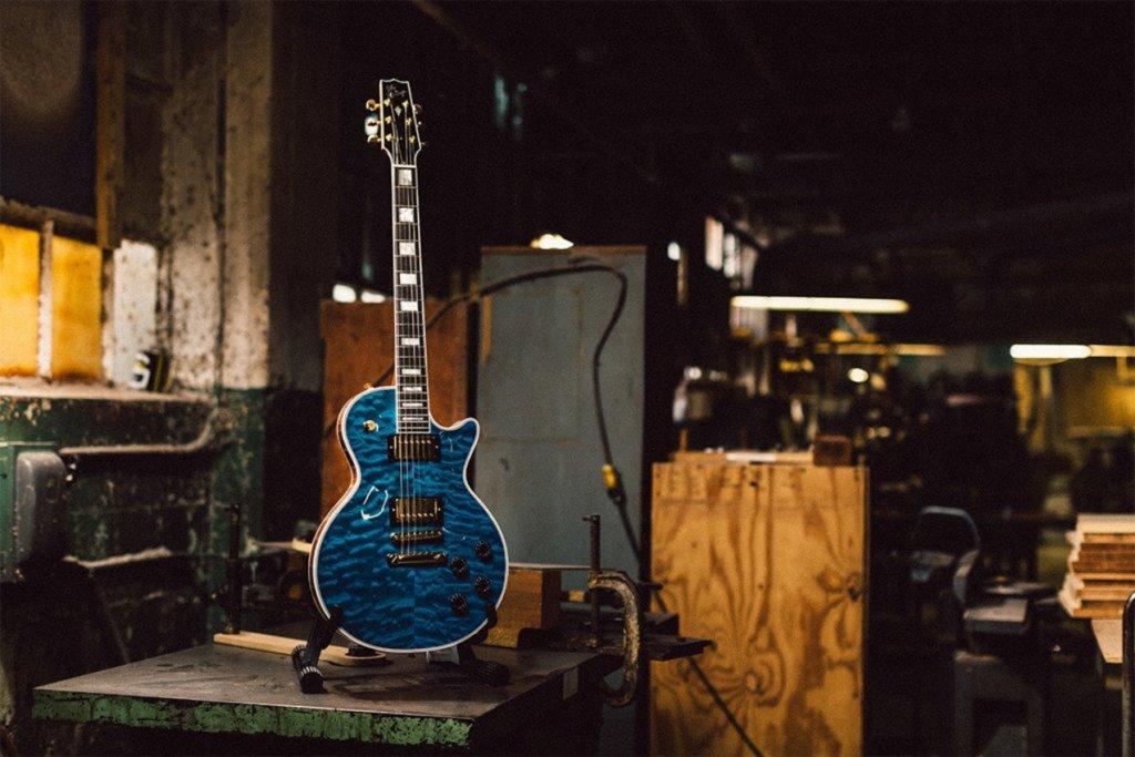 Heritage Guitars Custom Shop