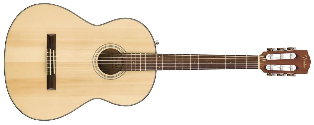 Fender CN-60S Nylon String Classical Guitar