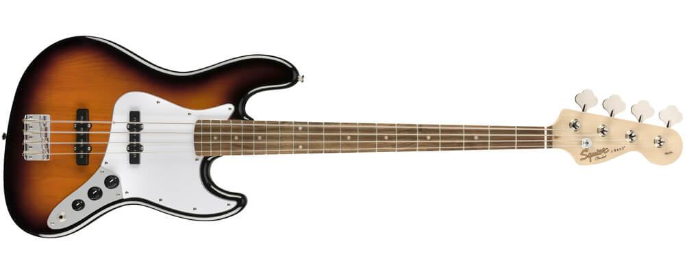 Squier Affinity Series Jazz Bass Bass Guitar