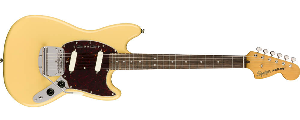 Classic Vibe '60s Mustang® Vintage White