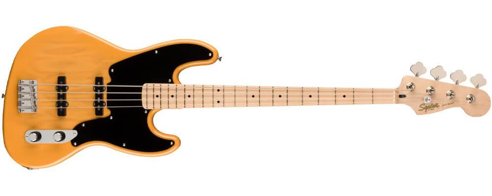 Squier Paranormal Series 54 Jazz Bass Electric Guitar