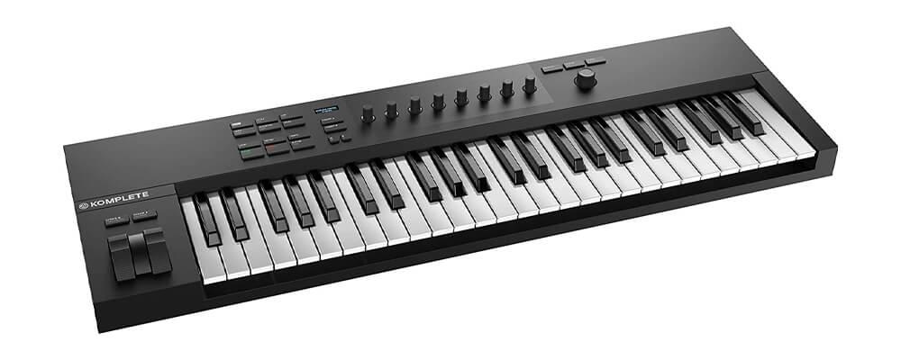 Native Instruments Komplete Kontrol A49 Smart Keyboard Controller