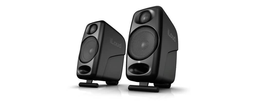 IK Multimedia iLoud Micro Monitor Home Recording Studio