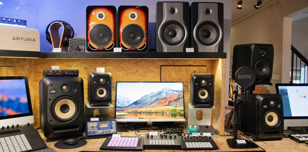 Studio Gear for Recording