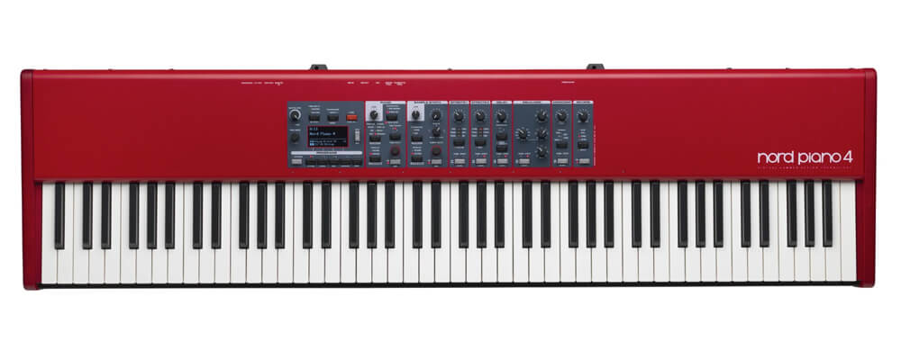 Nord Piano 4 - 88-key Stage Keyboard