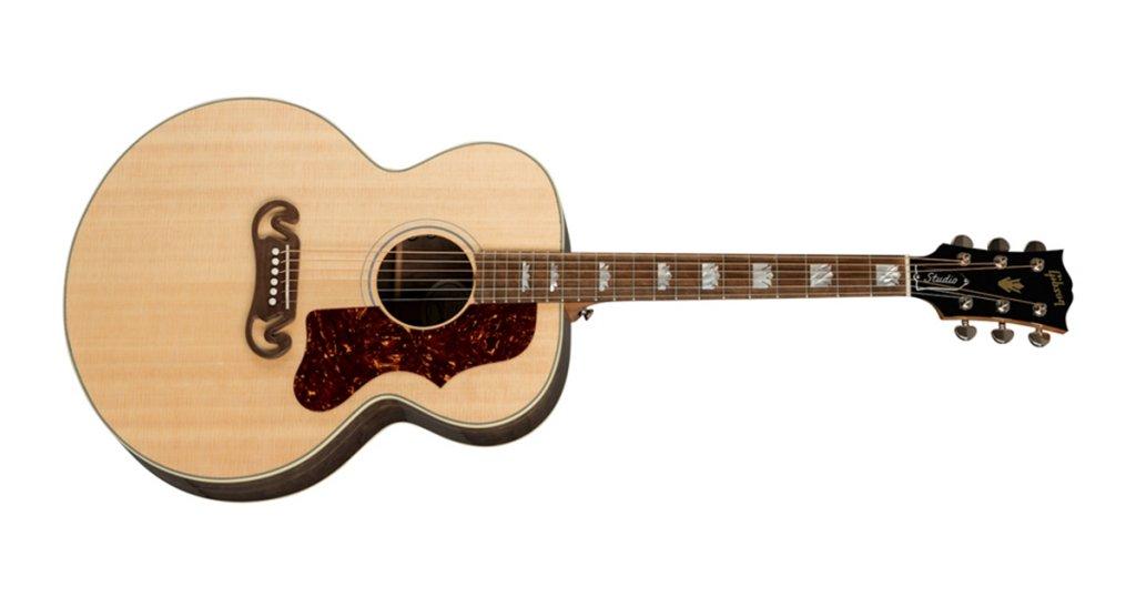 Gibson Montana SJ-200 Studio Acoustic Guitar