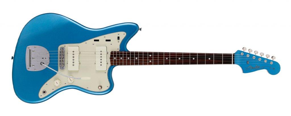 Fender Japan Traditional II 60s Jazzmaster in Lake Placid Blue