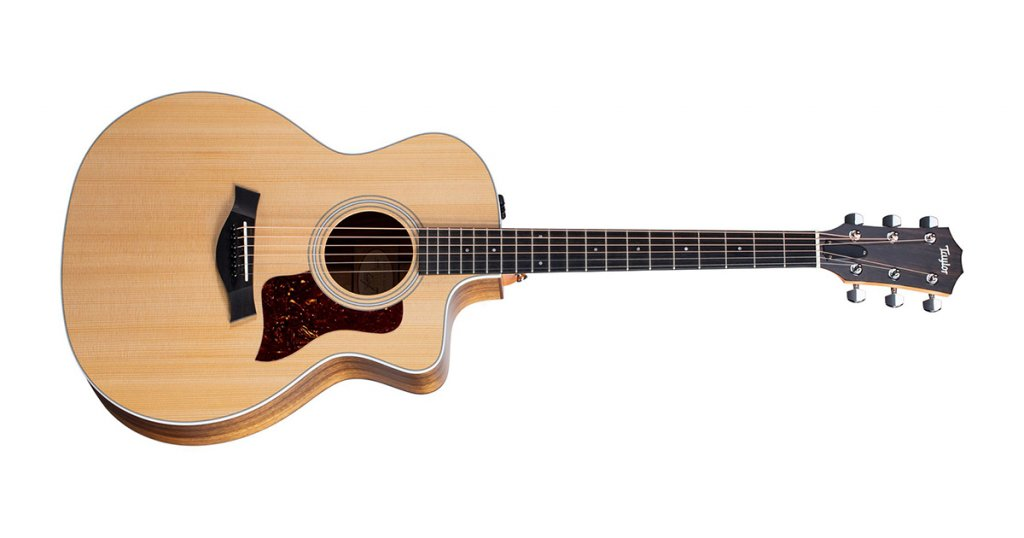 Taylor 214ce-K Grand Auditorium Koa acoustic guitar