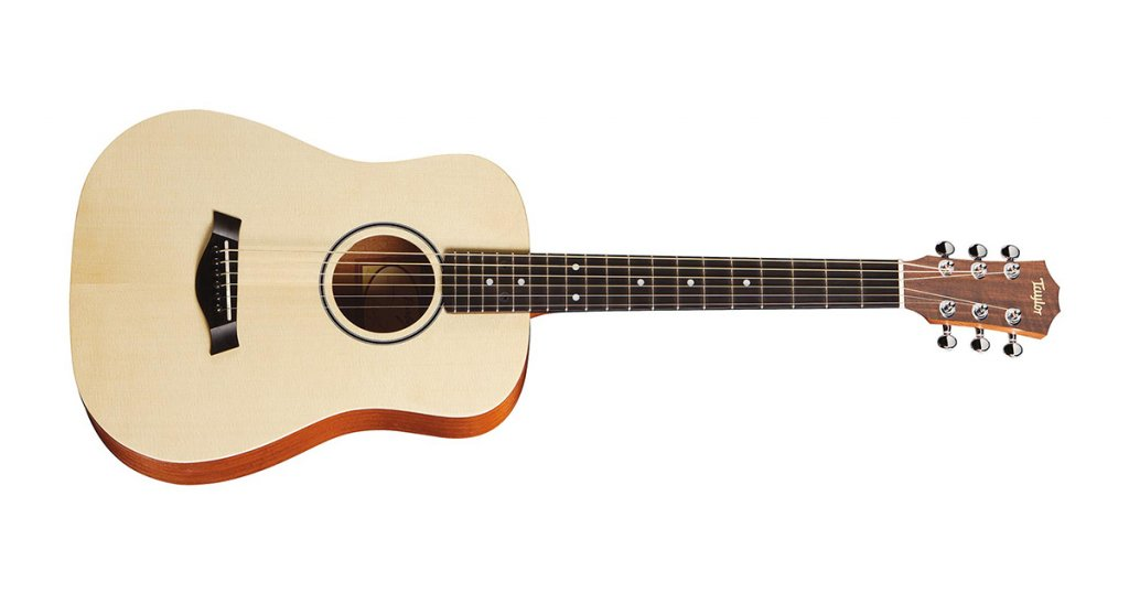 Taylor Baby Taylor acoustic guitar body shapes